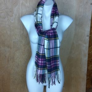 Land's End soft scarf